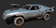 Speed Freak 3D Model