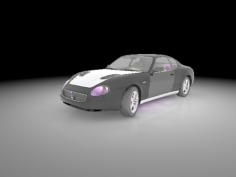 Masserati 3D Model