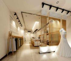 Fashion – Women Clothing Store 254 3D Model
