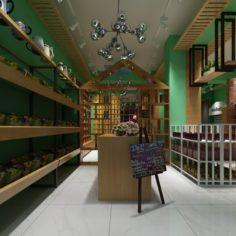 Business – Retail – Shop 9411 3D Model