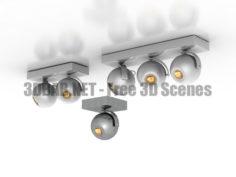 DL18395 donolux 3D Collection