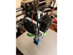 tronxy xy-08n sensor stable mount to Anet A8 3D Print Model