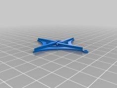 Compass Necklace 3D Print Model