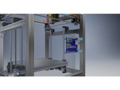 Duet Ethernet Wifi 3030 supports. 3D Print Model