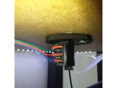 Lack Filament Sensor 3D Print Model
