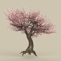 Game Ready Tree 33 3D Model
