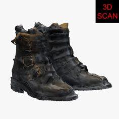 3D SCAN SHOES 01 3D Model