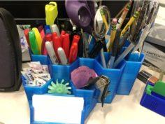 Desk Organizer 2.0 3D Print Model