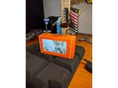 Eachine Googles Two monitor enclosure conversion 3D Print Model