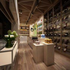 Business – Retail – Shop 9569 3D Model