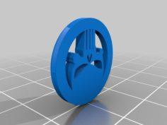 Magura MT4 Ring 3D Print Model