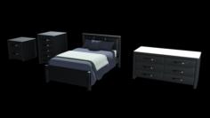 Bedroom Asset Pack 2 3D Model