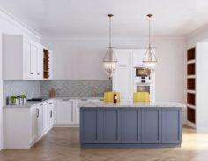 Kitchen Milton 3D Model