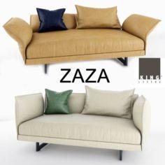 Zaza sofas 3D Model