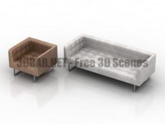 Formdecor Edward 3D Collection