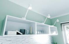 Cabinet Lighting Free 3D Model