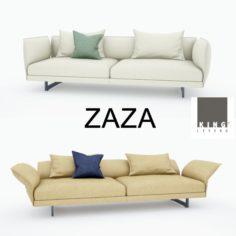 Zaza sofas2 3D Model