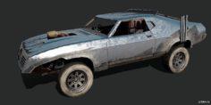 Speed Demon 3D Model