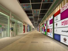 Business – Retail – Shop 7411 3D Model