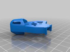 Raggio Lungo Heavy Duty Booties 3D Print Model