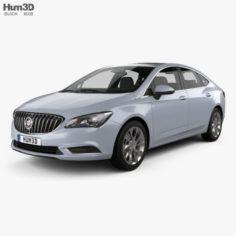 Buick Verano CN 2015 3D Model