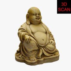 3D SCAN BUDDHA STATUE 3D Model