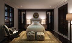 PDP Bedroom 3D Model