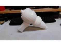 Raygun! 3D Print Model