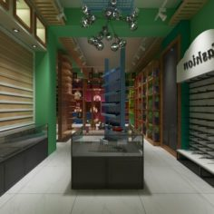 Business – Shop – 9416 3D Model