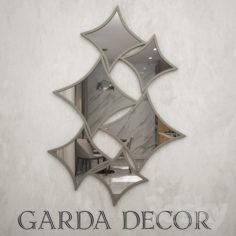 Mirror Garda Decor                                      Free 3D Model