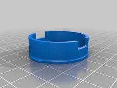 Rollei 35 S Lens Cap 3D Print Model