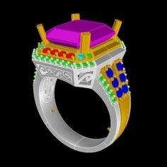 TJO 16 3D Model