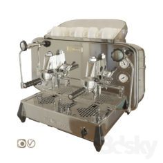 FAEMA E61 Legend Espresso Machine                                      3D Model