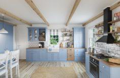 Kitchen interior – Shaker 3D Model