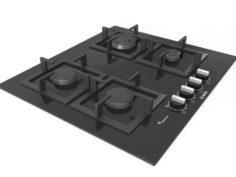 Cooktop 04 3D Model