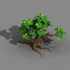 Koike town – plant 02 3D Model