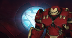 Hulkbuster Age of Ultron 3D Model