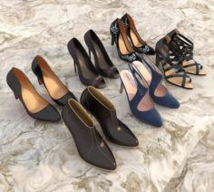Lady Shoes Collection 2 3D Model