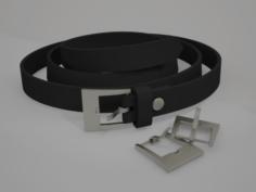 Belt Leather 3D Model