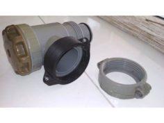 BESTWAY pool – main valve – nut 3D Print Model