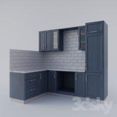 Kitchen                                      Free 3D Model
