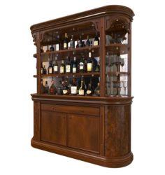 Liquor Display Cabinet 2 3D Model