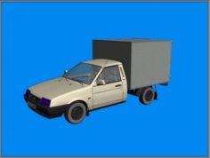 VIS 1706 3D Model