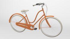 Electra Bike Amsterdam 3D Model