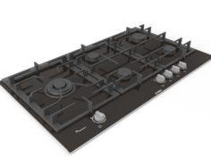 Cooktop 11 3D Model