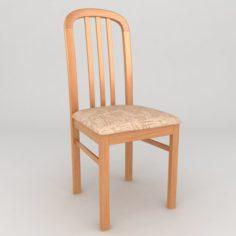 K04 chair 3D Model