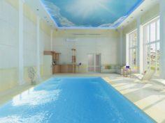 Pool interior 3D Model