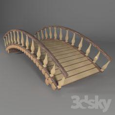 Bridge                                      Free 3D Model