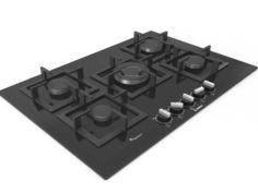 Cooktop 08 3D Model