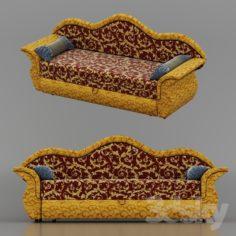 sofa                                      Free 3D Model